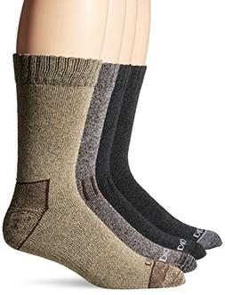 Dickies Mens Comfort Crew Wide Leg Socks ALL SEASON 4 pair A