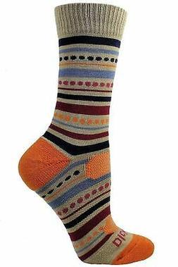 Dickies Womens Comfort Crew, All Season Merino Wool Socks, K