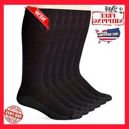 comfortblend over calf crew socks