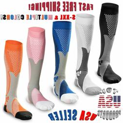 Compression Socks 20-30mmHg Sport Medical Grade For Men Wome