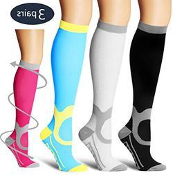 Laite Hebe Compression Socks, Compression Sock for Women & M