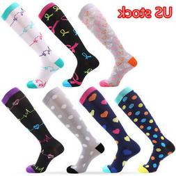 Compression Socks For Women Men 21-59CM Medical Nursing Trav
