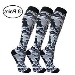 Copper Compression Socks For Men & Women- Best For Running,A