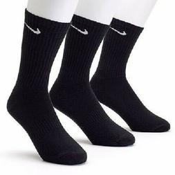 3PK Cotton Cushion Crew Socks