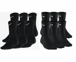 Nike Performance Cotton Cushioned Crew Socks, , 6 pairs/pack
