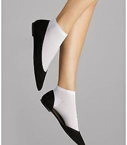 Wolford Cotton Sneaker Socks Hosiery - Women's