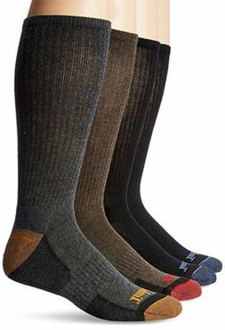 "Timberland Crew Socks 4prs  ""Outdoor Multi-Purpose"" Assorted"