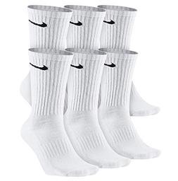 Nike Boy's Performance Crew Socks 6 Pack