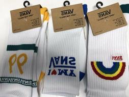 Vans Crew socks variations 1 pack 1 pair rainbow vans 66 I h
