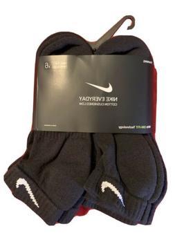 Nike Cushioned Low Socks Training DRI-FIT 6Pair Size M MEN 6