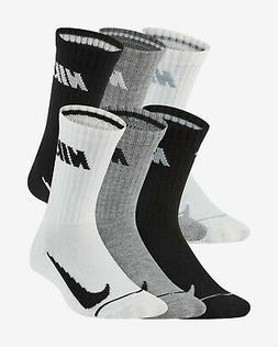 Nike Performance Moisture Wicking Low Cut Socks 6 Pair - Sho