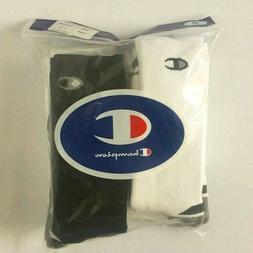 Champion Double Dry 6 Pack White & Black Performance Men's C