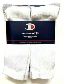 "Double Dry Performance Men's Crew Socks G€"" Extended Siz"