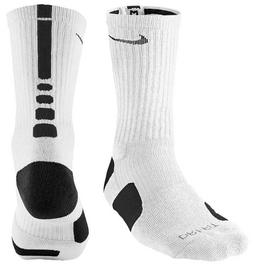 Nike Dri Fit Hyper Elite Cushioned Basketball Crew socks men