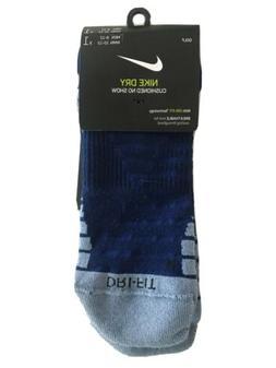 NIKE DRY-FIT Golf Cushioned No-Show Socks Men  Women  Dri-Fi