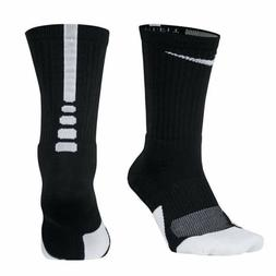 Nike Elite 1.5 Cushioned Basketball Crew Dri-Fit Socks SX559