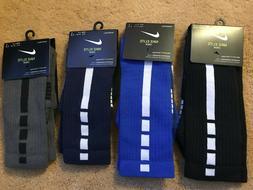 Nike Elite Crew Basketball Men/Wom Socks One Pair Assted Col