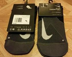 Nike Elite LightWeight No Show Socks Golf Dri-Fit 1 pair Men