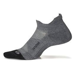 Feetures Elite Max Cushion No Show Tab Athletic Running Sock