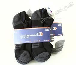 Champion Elite Men's Double Dry No-Show Socks 8 Pair Shoe Si