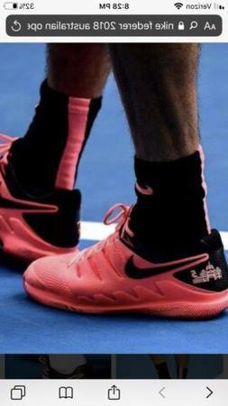 Nike Elite Tennis Socks Size Large 1 Pair Federer Nadal Unre