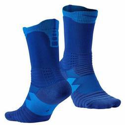 Nike Elite Versatility Basketball Crew Socks Blue SX5369-480