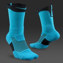 Nike Elite Versatility Unisex Basketball Socks, SX5369 418 S