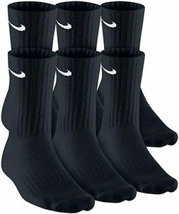 Nike Everyday Cotton Crew Socks with DRI- FIT Technology 1,3