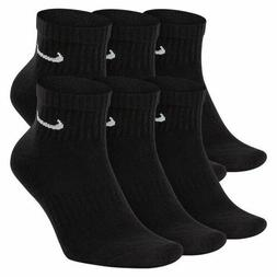 Nike Everyday Cotton Cushion Ankle Socks 6 Pack Dri-Fit Men