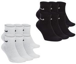NIKE Everyday Performance Ankle Length Socks Pick 1 - 3 - 6