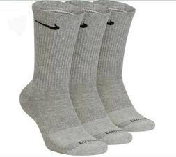 Nike Everyday Plus Dri-Fit Cushion Training Crew Socks  | Si