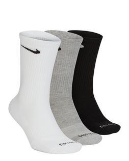 Nike Everyday Plus Dri-Fit Cushion Training Crew Socks  | Si