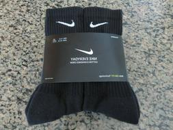 NIKE Everyday Socks Cotton CREW DRI-FIT Training 3 pairs or