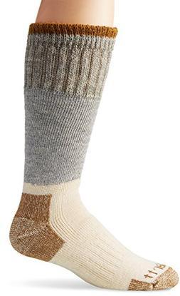Carhartt Men's Extremes Wool Arctic Boot Sock,Grey,Large