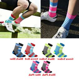 Fashion Calf  Socks Cycling Sport Running Hiking Climbing So