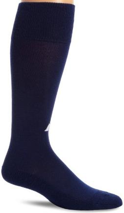 adidas Field II Sock, New Navy/White, Medium