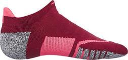 Nike Grip Elite Cushioned No Show Tennis Socks Small Boys Gi