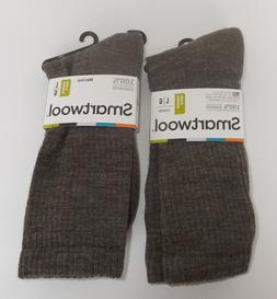 SmartWool Men's Heathered Rib Socks  Large
