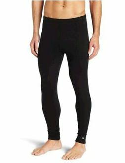 Duofold Men's Heavy Weight Double Layer Thermal Pant, Black,