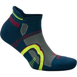 Balega Hidden Contour No Show Running Socks - Legion Blue/Mi