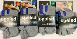 Balega Hidden Contour Running  Sock Light Grey All Sizes New