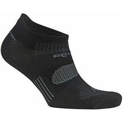 Balega Hidden Dry 2 Second Skin No Show Running Socks - Blac