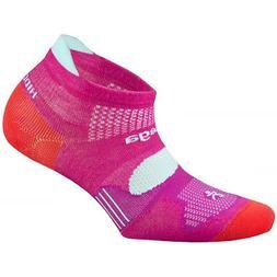 Balega Hidden Dry 2 Second Skin No Show Running Socks - Pink
