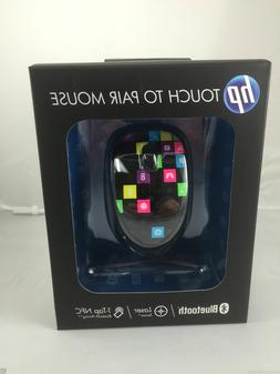 HP Touch to Pair Mouse - Laser - Wireless - Bluetooth - Blac