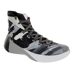 NIKE Men's Hyperdunk 2015 Premium Basketball Shoe White/Wolf