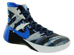 NEW Nike Hyperdunk 2015 PRM Zoom Air Sz 11 Men's White/Blue-