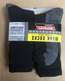 Dickies Industrial Strength Work Crew Socks Men Shoe Size 6-