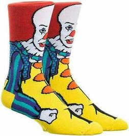 IT CLASSIC PENNYWISE CREW SOCKS NEW!