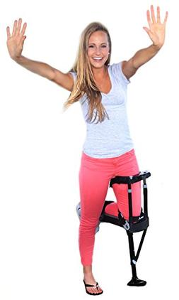 iWALK2.0 Hands Free Knee Crutch - Alternative for Crutches a