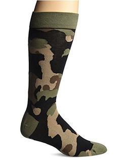 K. Bell Socks Men's Camouflage Crew